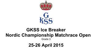 GKSS Ice Breaker